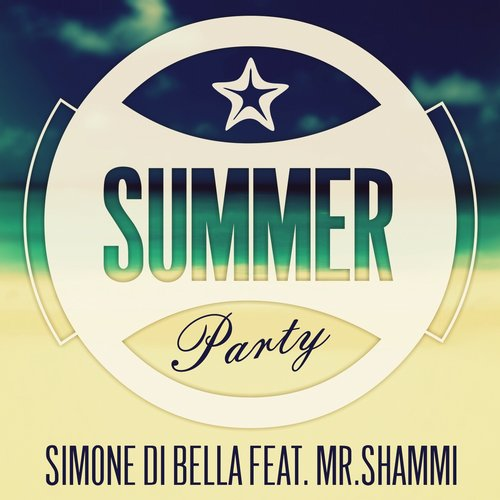 Simone Di Bella - Summer Party (feat. Mr. Shammi) [DPRM 1513]